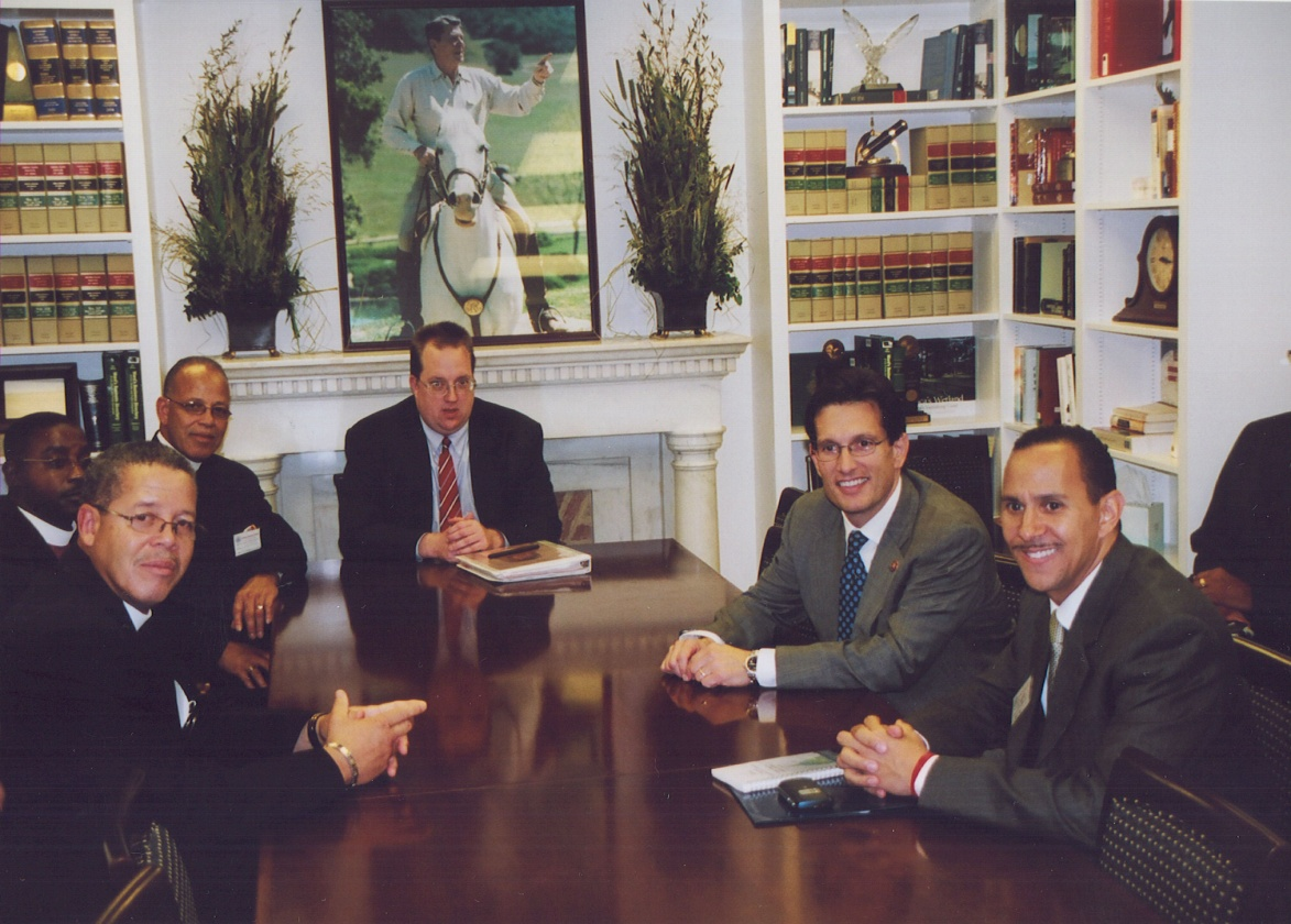 Congressman_Eric_Cantor_with_Pastors_at_The_Capitol