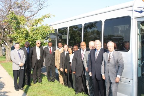 Pastors_boarding_the_bus_to_Washington