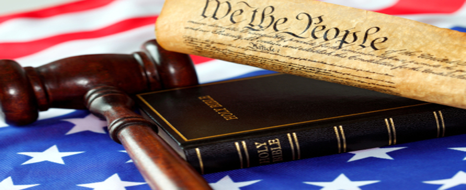 U.S.-Constitution-U.S.-Flag-Bible-Gavel