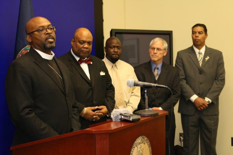 Pastors-Press conf