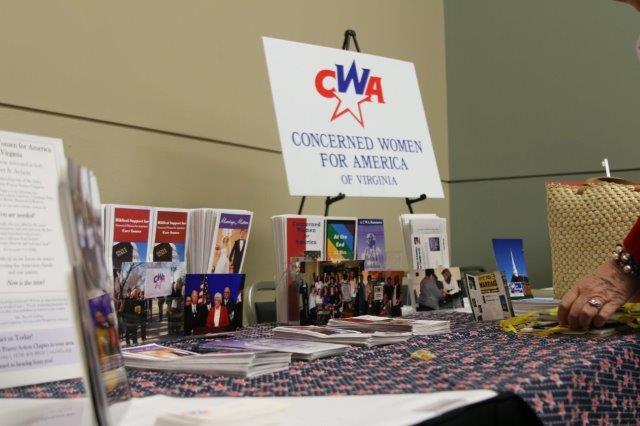 CWA table