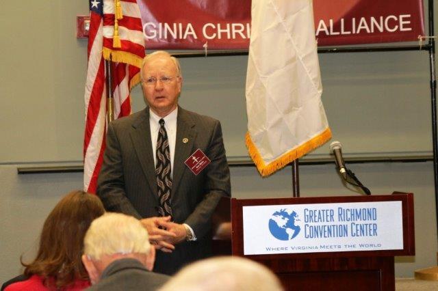 VCA Chairman Don Blake