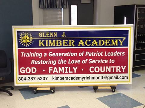 God Family Country Kimber Academy