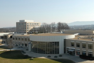 The JMU Festival Conference and Student Center