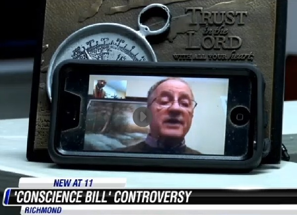 Conscience Bill Controversy