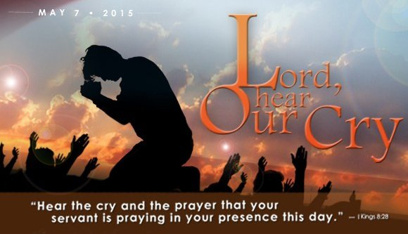 National Day of Prayer May 7 2015