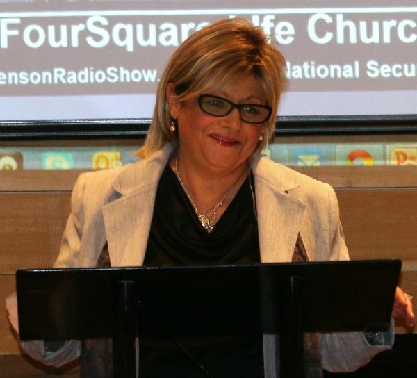 Lisa Benson Islam