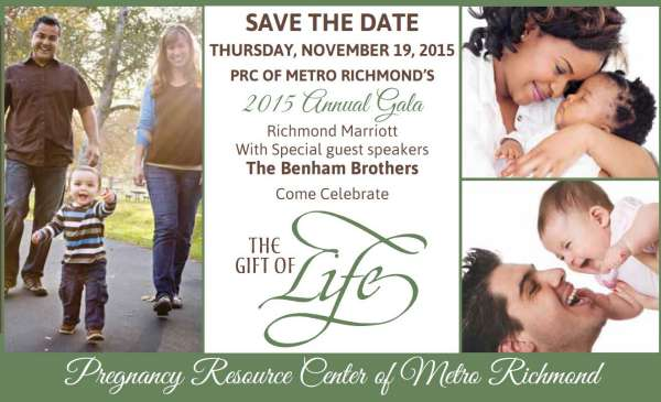 Save the Date The Gift of Life Nov 19 2015