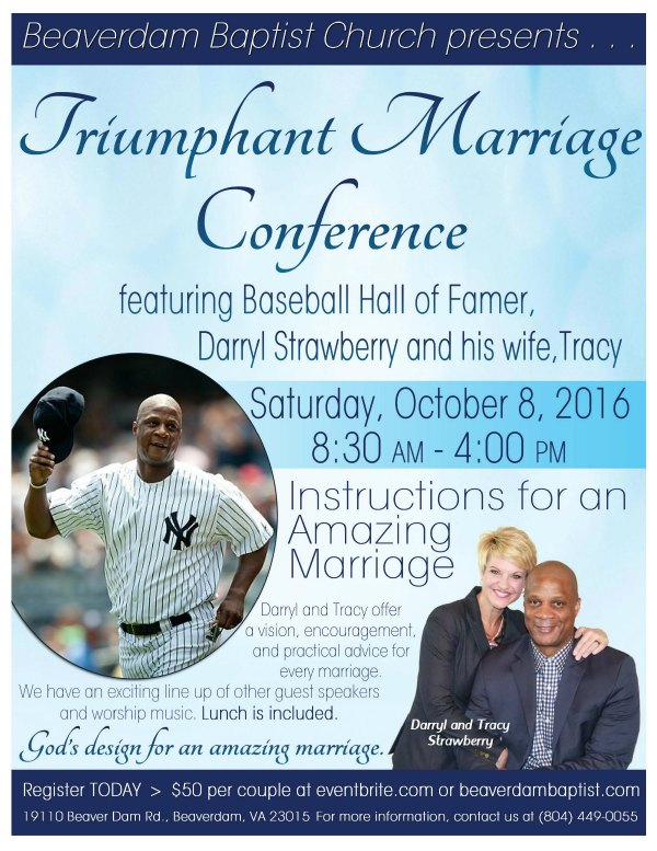 Triumphant Marriage Flyer 600