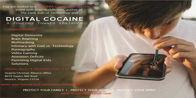 Digital Cocaine Flyer VCA revised two