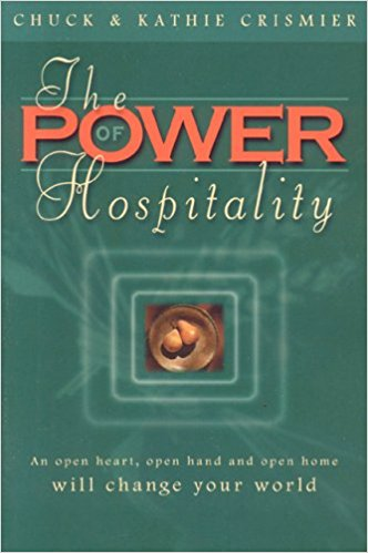 Power of Hospitality by Chuck and Kathie Crismier
