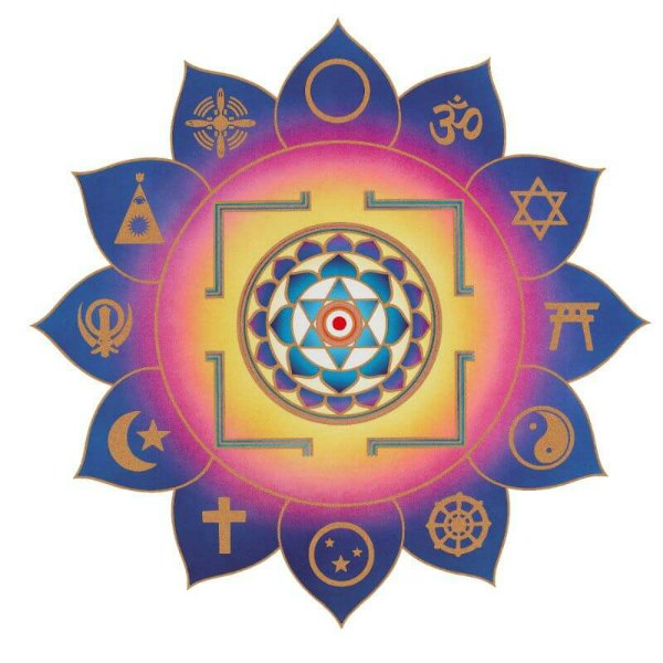 Interfaith Yoga Diversity