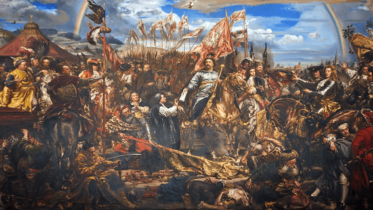 640px King John III Sobieski Sobieski sending Message of Victory to the Pope after the Battle of Vienna 111