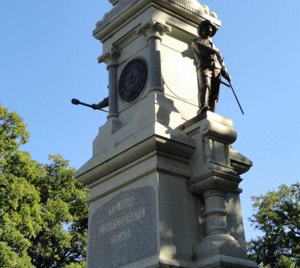 Confederate Monument Raleigh NC DSC05873