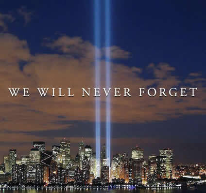 We Will Never Forget 1