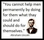 Abe Lincoln famous quote
