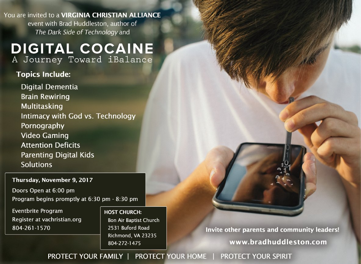 Digital Cocaine Image