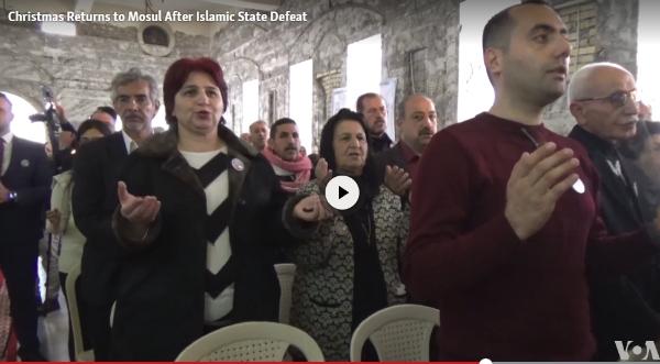 Christmas Returns to Mosul 3