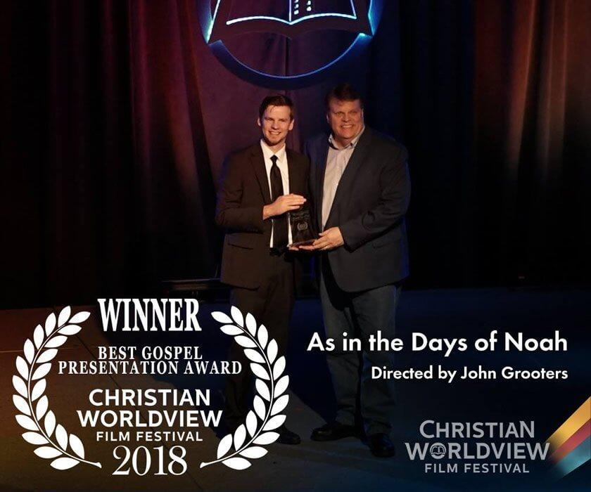 christian worldview film festival award