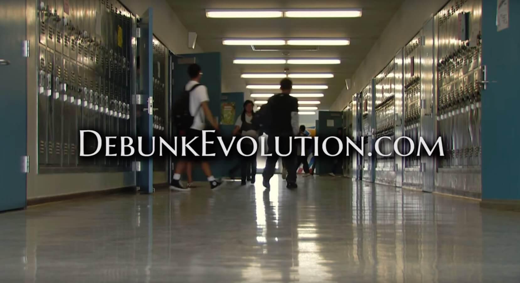 Debunk Evolution