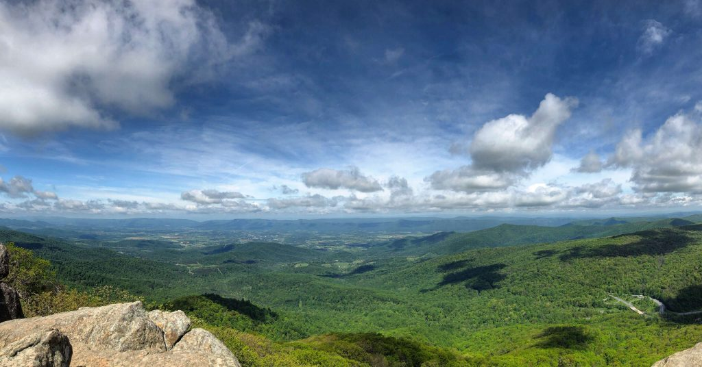 Marys Rock Summit Luray VA