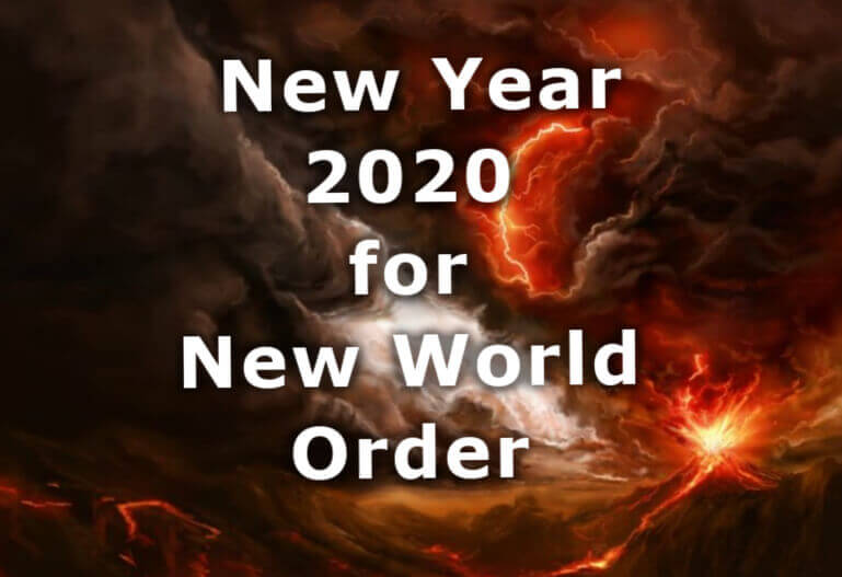 Image result for new world order 2020